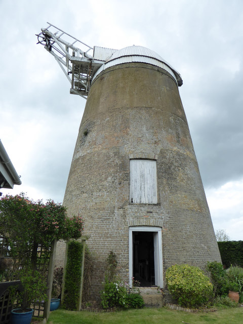 Great Mill, Haddenham