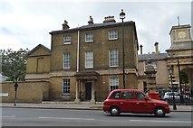 TQ2879 : Buckingham Palace South Lodge by N Chadwick