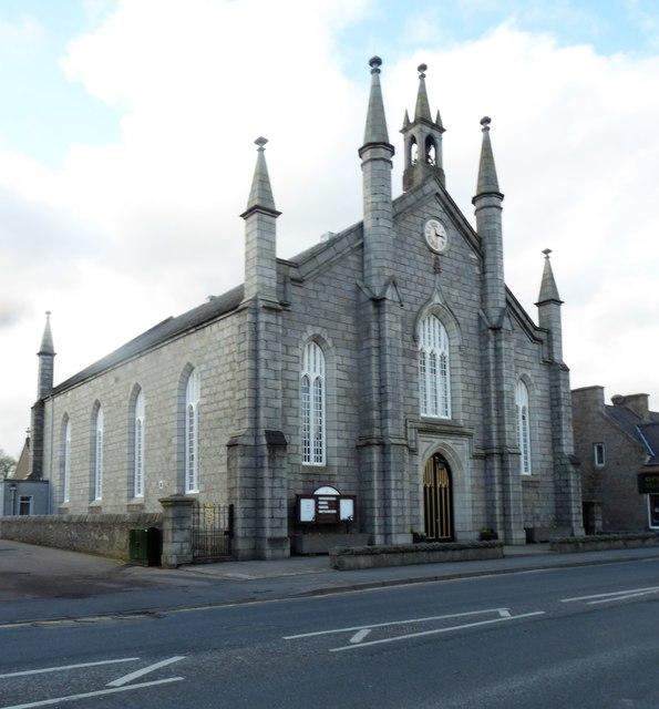 St Andrews Parish Church, Inverurie