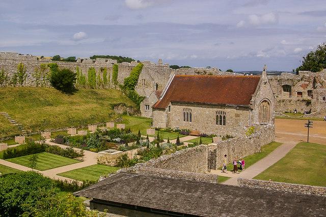 Chapel of St Nicholas, Carisbrooke Castle