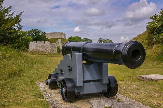 Carisbrooke Castle tiltyard