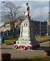NJ7721 : Inverurie War Memorial by Stanley Howe