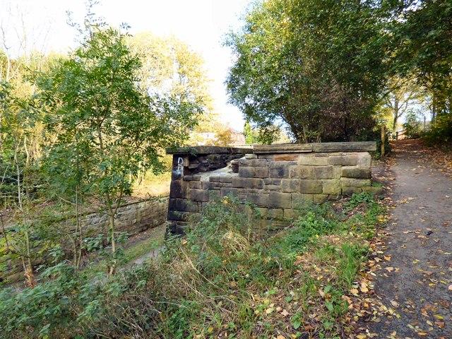 Path to Osbourne Road