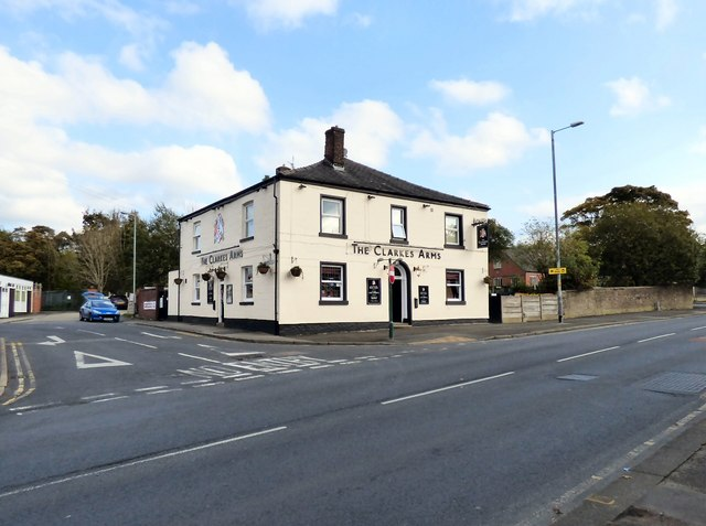 The Clarkes Arms