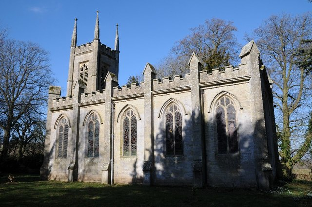 Brockhampton Chapel