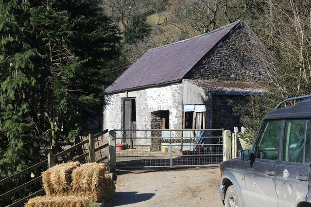 Outbuilding, Gallt-y-Bere Farm