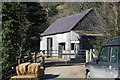 SN7746 : Outbuilding, Gallt-y-Bere Farm by M J Roscoe