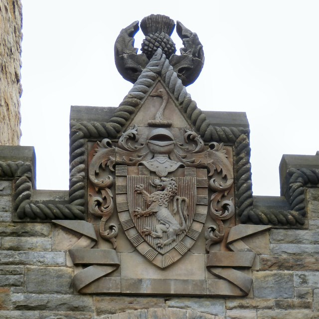 Wallace coat of arms