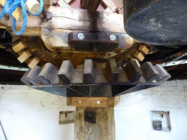 Stevens' Mill, Burwell - wallower