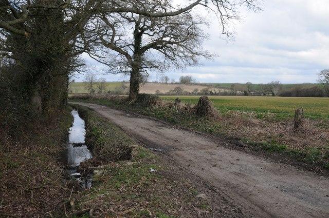 No through road, Castlemorton