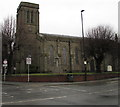 SO5039 : Grade II Listed Church of St Nicholas, Hereford by Jaggery
