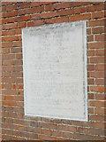 TG2312 : WW2 Memorial in Church Street, Old Catton by Adrian S Pye