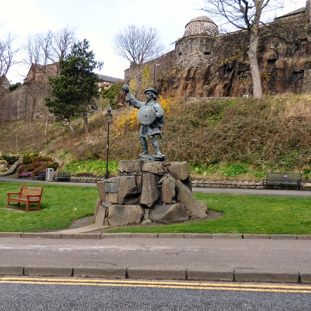 Rob Roy in Stirling