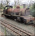 SH4759 : Injan yn cael ei adfer / A locomotive undergoing restoration : Week 10
