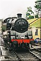 SZ0278 : BR Class 4MT no.80078 at Swanage station by Jonathan Hutchins