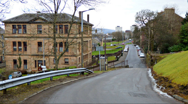 Alderwood Road