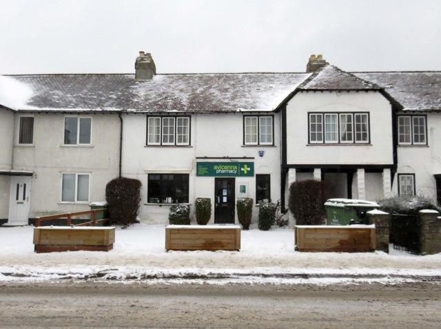 Avicenna Pharmacy on Kennington Road