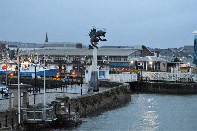 Plymouth Leviathan