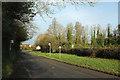 SW9973 : B3314 at Bodieve by Derek Harper