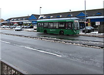 ST3090 : Newport Bus single-decker on Route 19E, Malpas, Newport by Jaggery