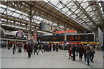 TQ2879 : In Victoria Station by N Chadwick