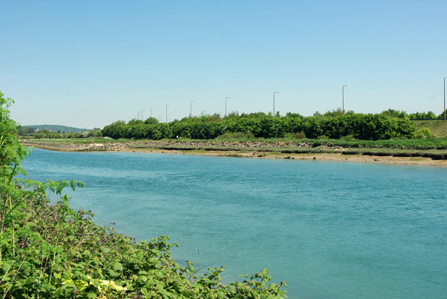 River Arun above Littlehampton