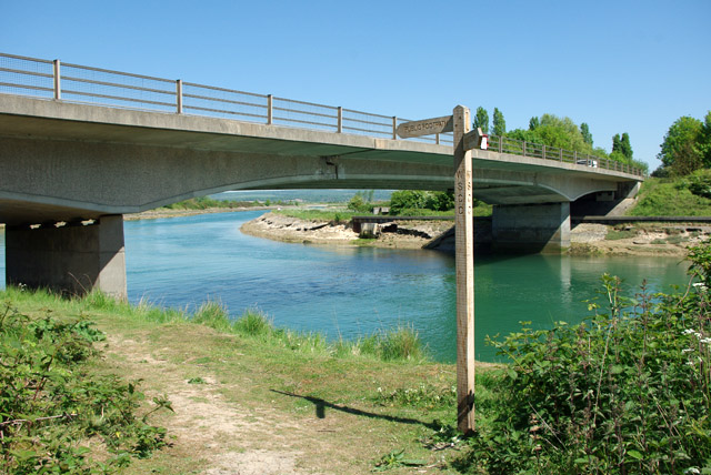 A259 bridge over Arun