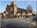ST5871 : St Thomas Mar Thomas Church by Eirian Evans