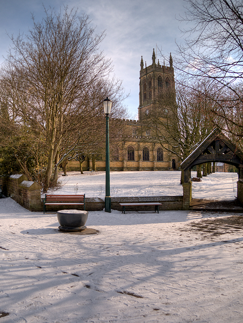 The Church of St Thomas and St John, Radcliffe