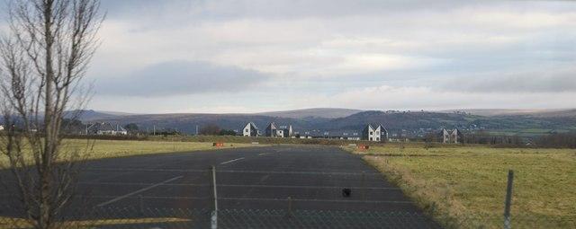 Runway, Plymouth City Airport