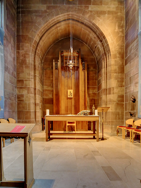 The Lady Chapel, Manchester Cathedral