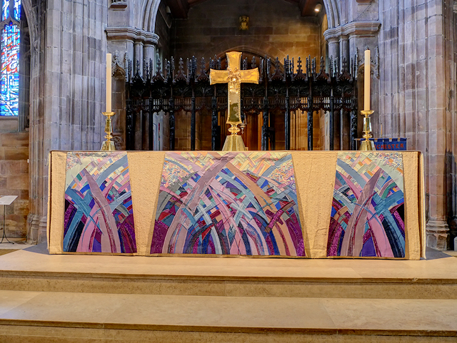 The High Altar, Manchester Cathedral