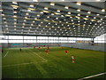 NS5961 : Indoor pitch, Toryglen Regional Football Centre : Week 10