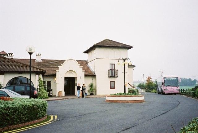 Hotel outside Bromsgrove