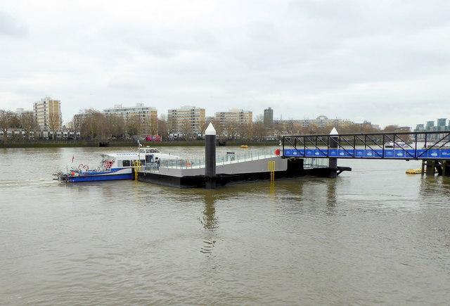 Battersea Pier