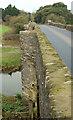 SW9874 : Trewornan Bridge by Derek Harper