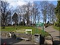 ST5771 : Greville Smyth Park, Ashton Gate by Eirian Evans