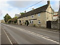 SP2513 : Former Masons Arms pub, Fulbrook, West Oxfordshire by Jaggery