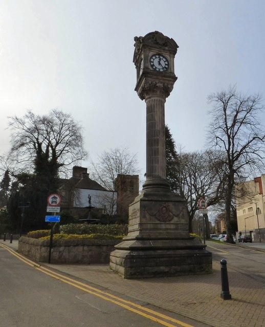 George Christie Clocktower