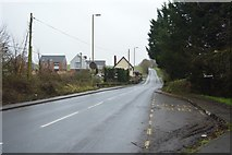 SX9886 : Exmouth Rd, A376 by N Chadwick