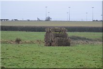 SX9886 : Haystack by N Chadwick