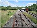 J4745 : Inch Abbey railway station, County Down by Nigel Thompson
