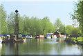 TL7708 : Upstream of Paper Mill Lock by Des Blenkinsopp