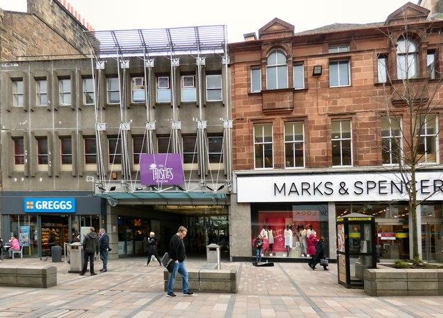 Thistles Shopping Centre