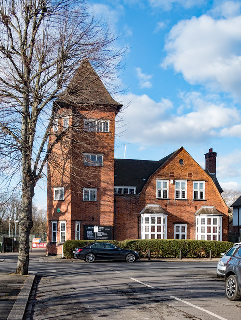 The Brentham Club, Meadvale Road, Ealing