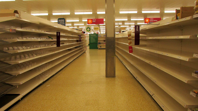 No bread, Sainsbury's