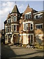 SZ1091 : The derelict Cliff End Hotel, Boscombe, Bournemouth by Jonathan Hutchins