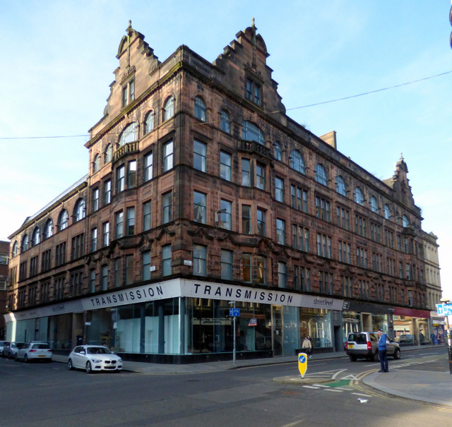 Transmission Gallery, Glasgow