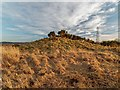 NH8552 : Hangman's Hill Cairn by valenta