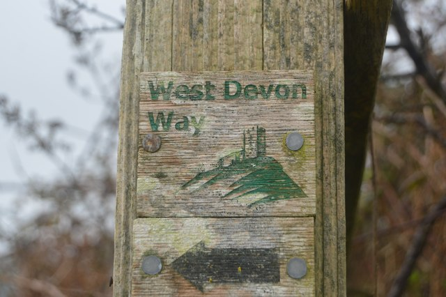 West Devon Way Logo